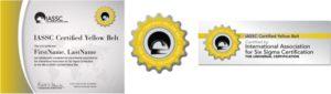 iassc-certified-yellow-belt-marks